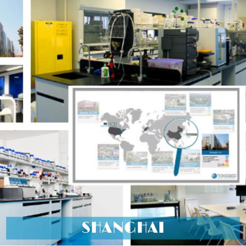 Novasep R&D facility in Shanghai