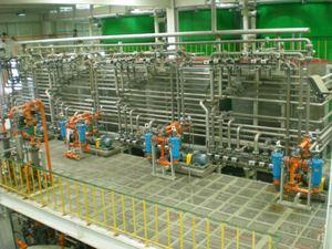 Novasep Applexion Continuous Ion Exchange Unit