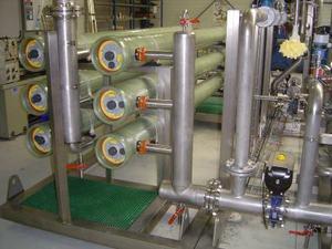 Novasep Applexion Nanofiltration Unit