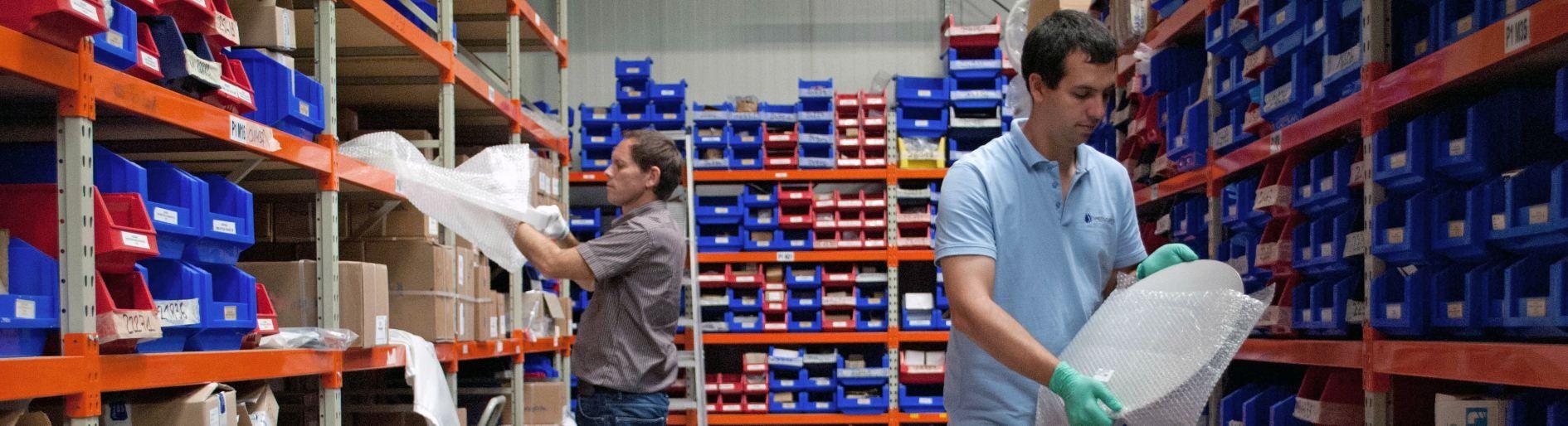 Novasep Customer Service Spare Parts