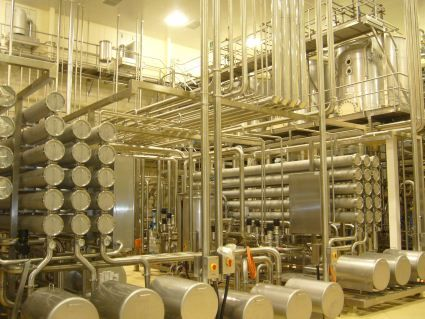 Novasep Dairy Nanofiltration Reverse Osmosis