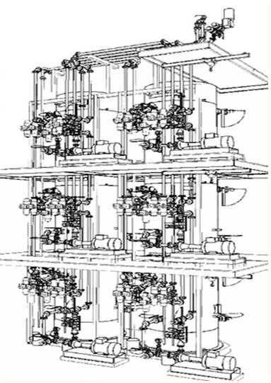 Novasep Engineering Blueprint