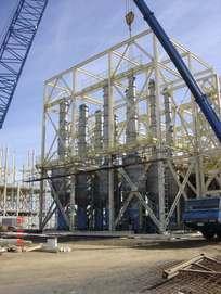 Novasep Plant Construction