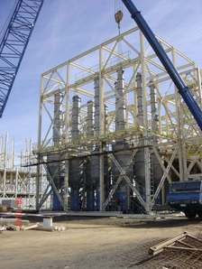 Novasep Plant Construction