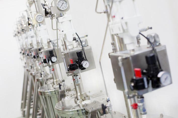 Novasep Prochrom Bio LPLC Chromatography