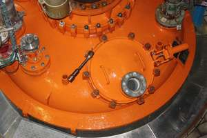 Novasep Reactor Top View