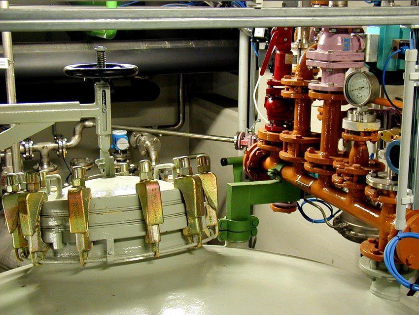 Novasep Reactor